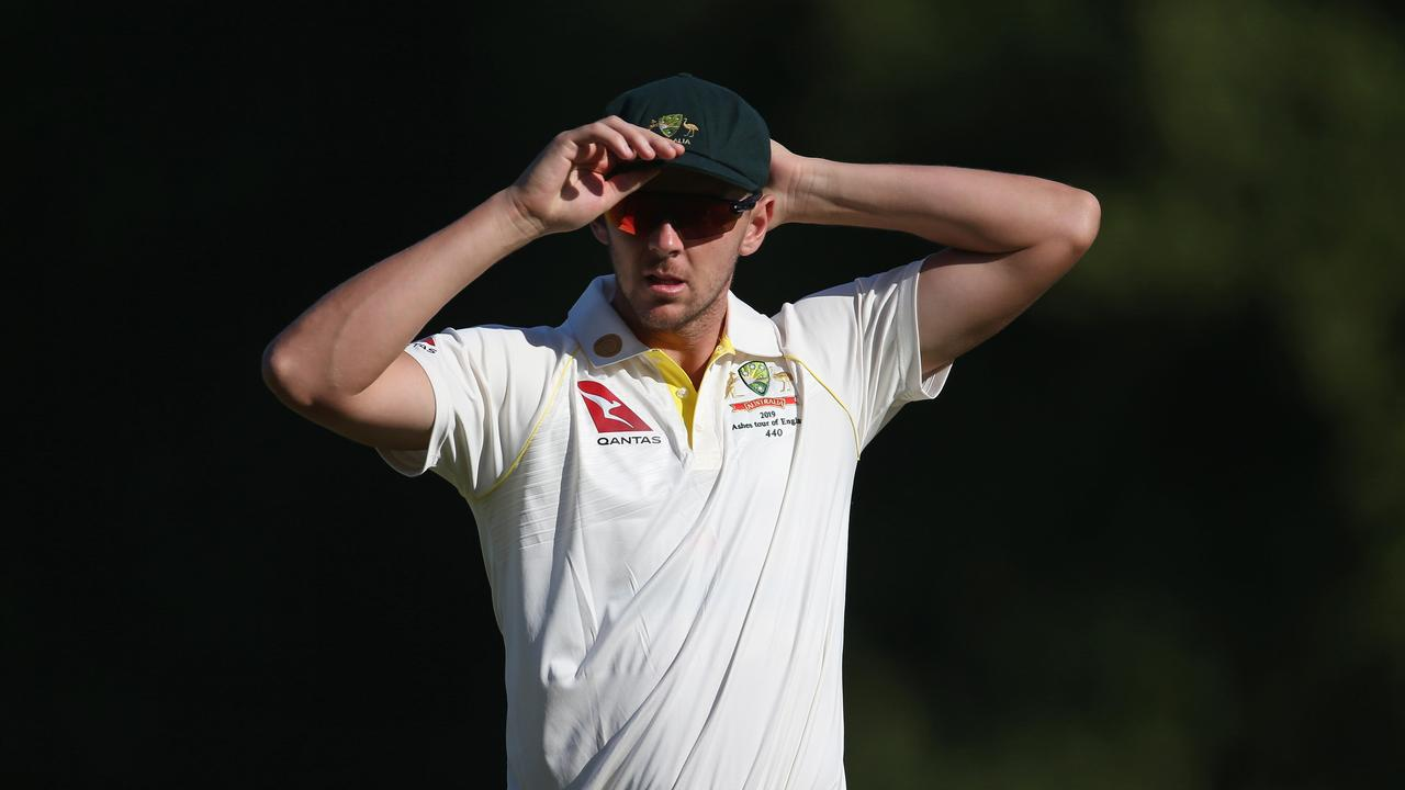 Josh Hazlewood is in the box seat for a recall if selectors rejig Australia's attack.