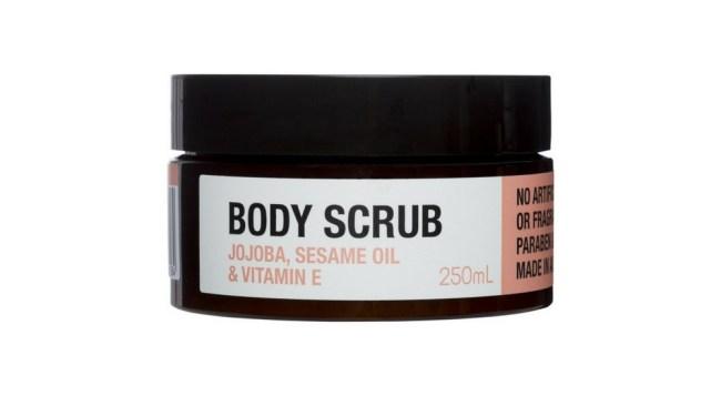 Kmart Body Scrub