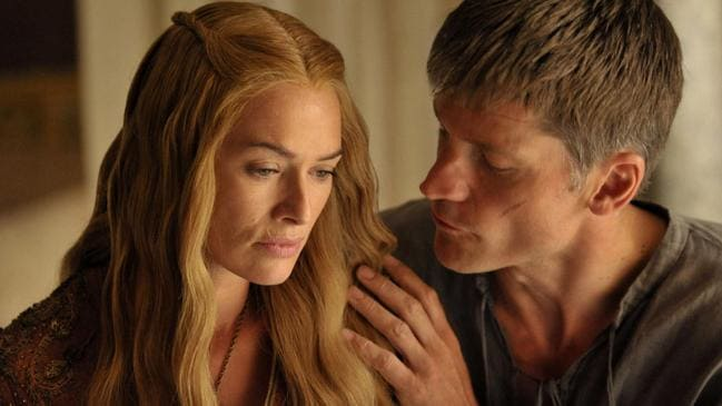 Cersei and Jaime are the OG incest couple.