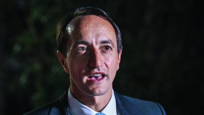 Dave Sharma is contesting the seat of Wentworth for the Liberal Party. Picture: Brendan Esposito/AAP
