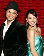 <p>It Takes Two. Television program featuring Guy Sebastian and Kate Ritchie.</p>