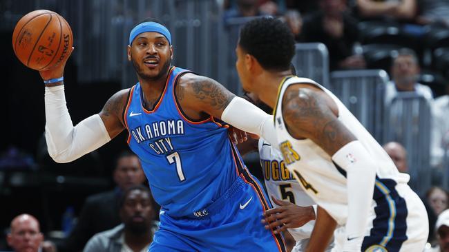 NBA free agency  Carmelo Anthony Rockets signing 99aa495ae