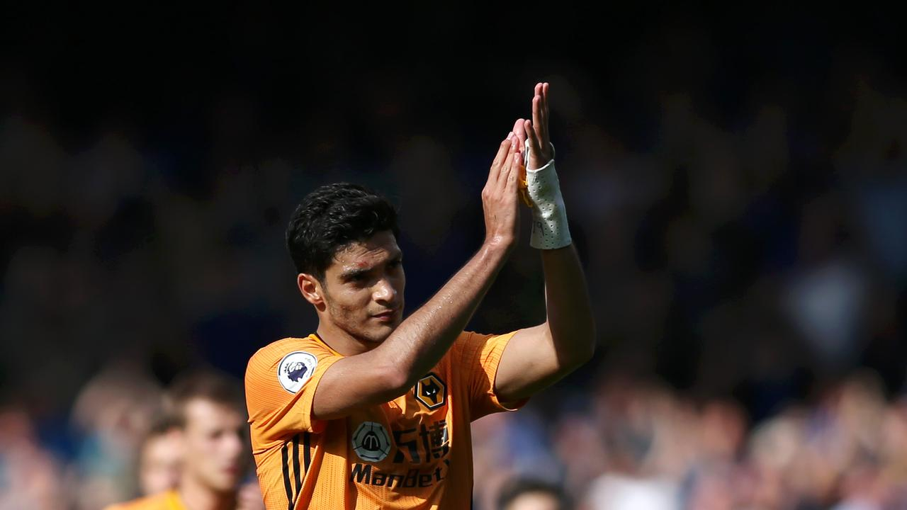 Raul Jimenez could benefit from the extra rest this week.