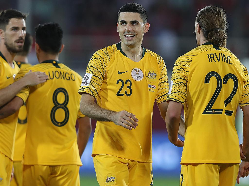 Australia v Syria - AFC Asian Cup Group B