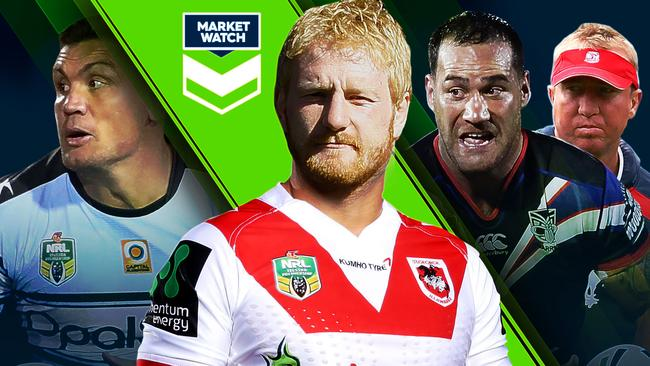 James Graham and Bodene Thompson feature in Market Watch.