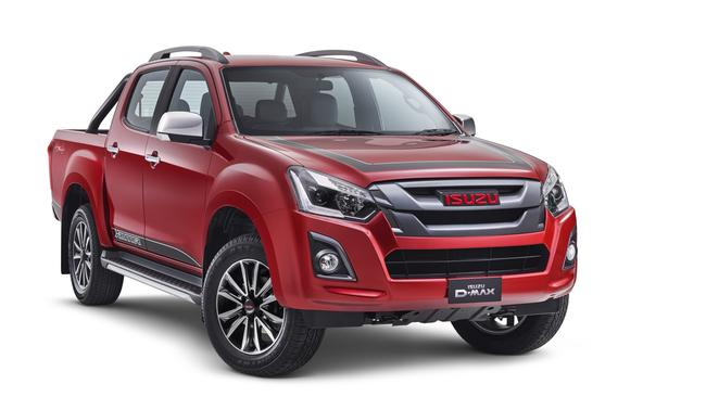 Isuzu has added a range-topping X-Runner D-Max ute.