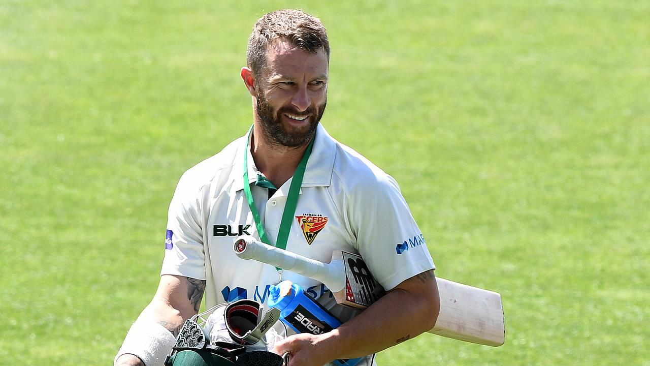 Matthew Wade is confident he has done enough to be picked for the first Test of the summer.