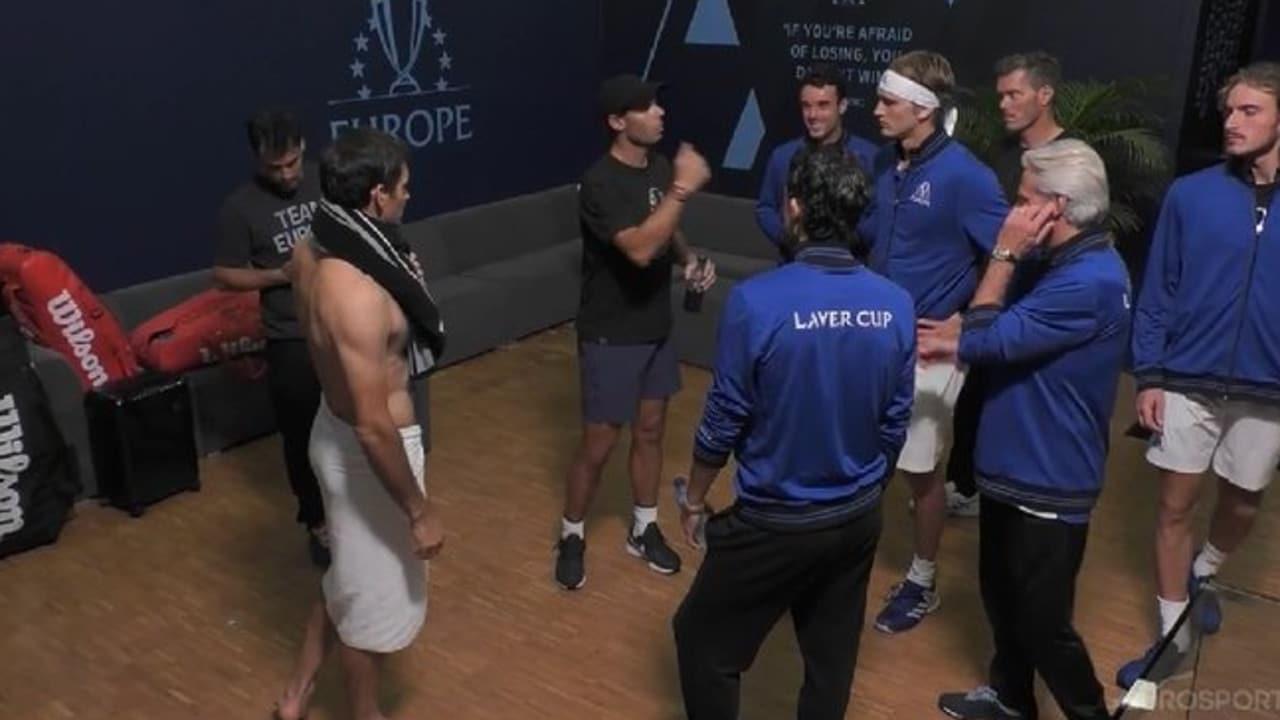 Laver Cup 2019 Results Scores Videos Highlights Roger Federer Rafael Nadal Nick Kyrgios Fox Sports