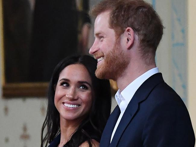 (Harry and Meghan will be making a new home in Windsor. Picture: AFP