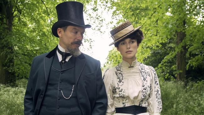 Colette Review Keira Knightley Movie Is A Polished Biopic Of