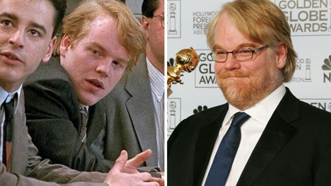 Philip Seymour Hoffman's Oscar came 15 years after his  <i>Law &amp; Order </i>role.