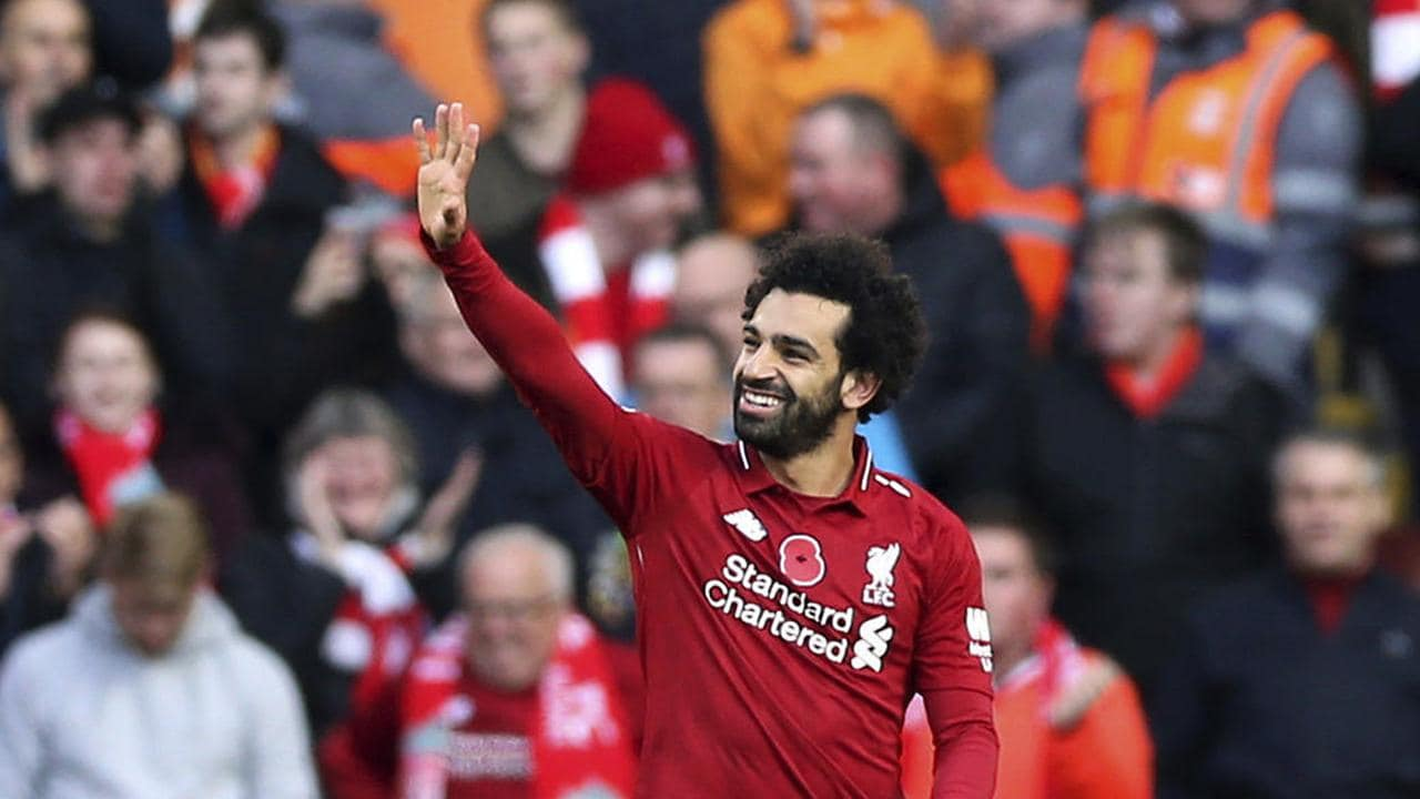 If Liverpool fail to secure any silverware, Salah could pack his bags.