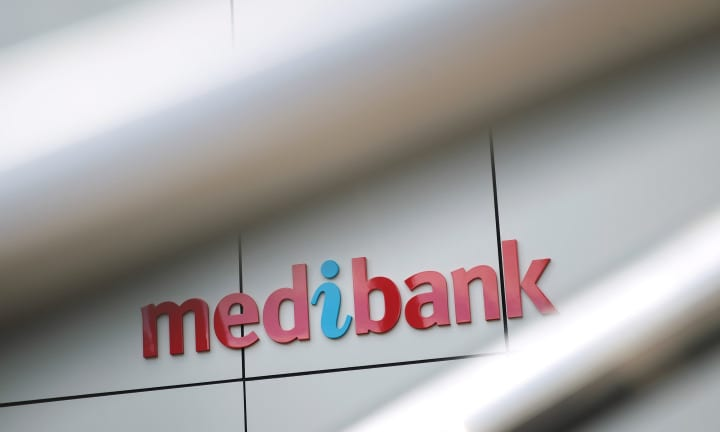 A general view of the Medibank Docklands building in Melbourne, Friday, August 25, 2017. Medibank Private's full-year profit has risen 7.6 per cent to $449.5 million, but the private health insurer has flagged tough conditions in the year ahead. (AAP Image/Stefan Postles) NO ARCHIVING