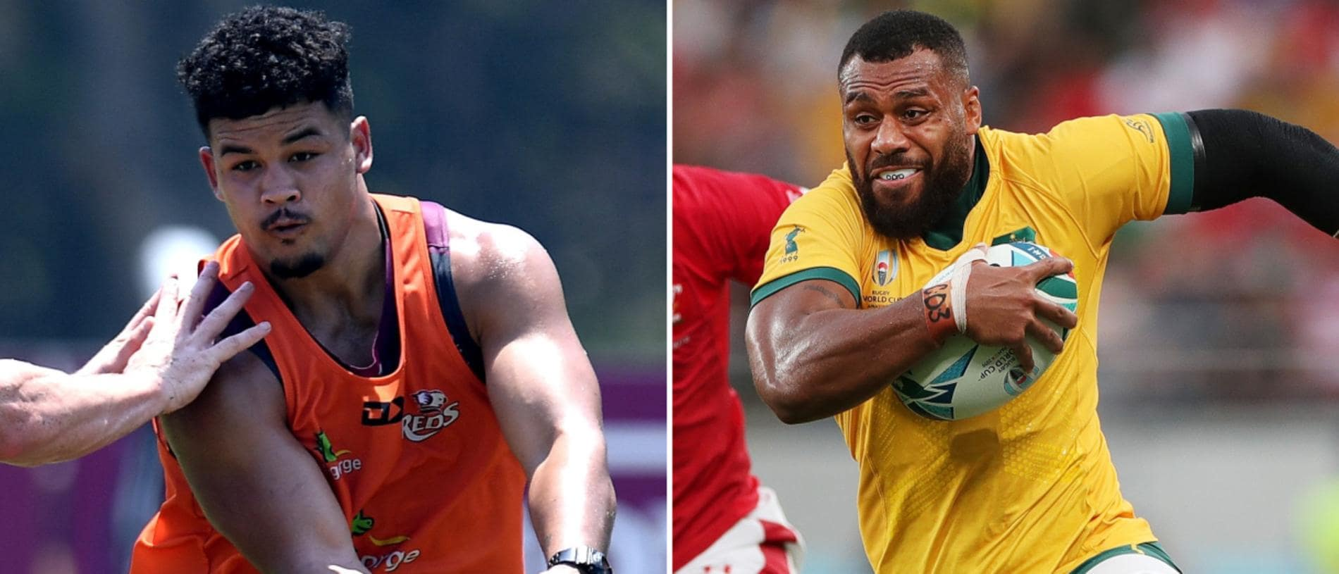 Could Hunter Paisami fill the void left by Samu Kerevi at the Reds and Wallabies?