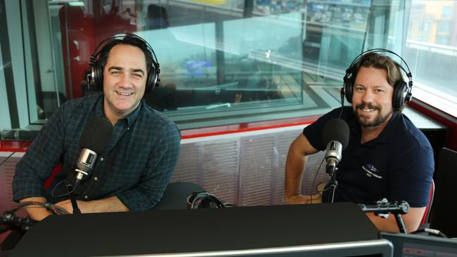 Wippa was blown away with stories from Invictus Games athletes such as Craig McGrath.