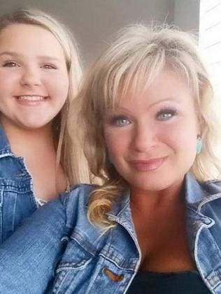 Christy Sheats daughter, Madison. Picture: Facebook