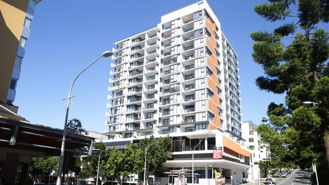 Fears of a market oversupply of units has seen rents fall.