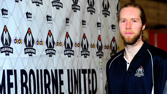 David Barlow has returned home to play for Melbourne United.