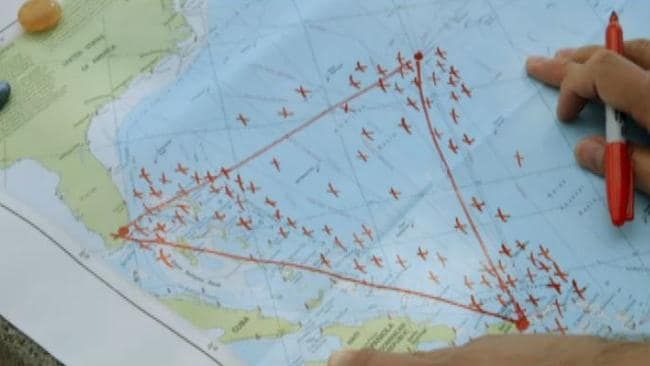 Bermuda Triangle: New evidence could explain mystery