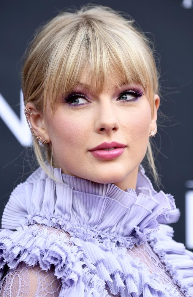 Taylor Swift wrote about the drama on her 2017 album, Reputation. Picture: Getty Images