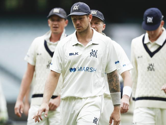 Pattinson will miss the first Test.