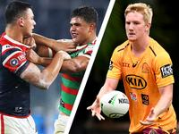 Souths and Roosters in the grand final? And where will the Broncos finish?