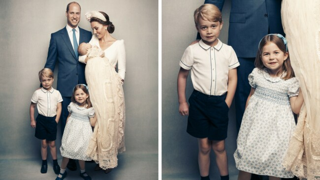 How do families this attractive even exist? Photo: Matt Holyoak/Camera Press