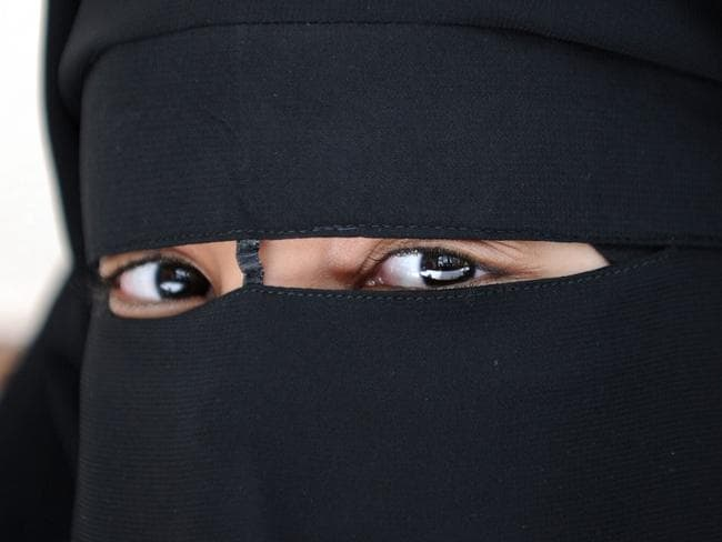Possible motive ... suspected Islamic militants hacked to death a university professor who led a push to ban students wearing full-face veils. Picture: AFP