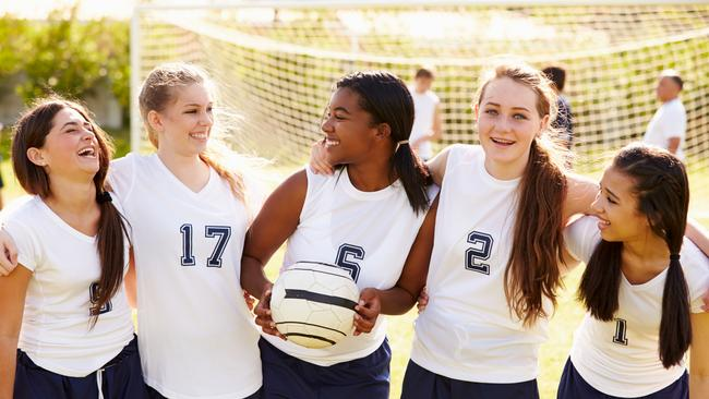 Some people think direct communication between children and their coach gives them more responsibility. Picture: iStock