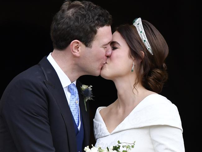 @buckinghamroyal's latest Instagram post about Princess Eugenie will have caused numerous red faces.