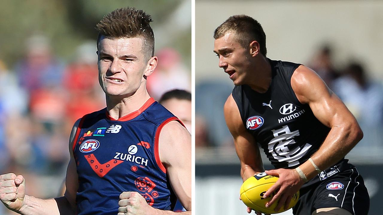 The AFL captain's have had their say in the annual survey.