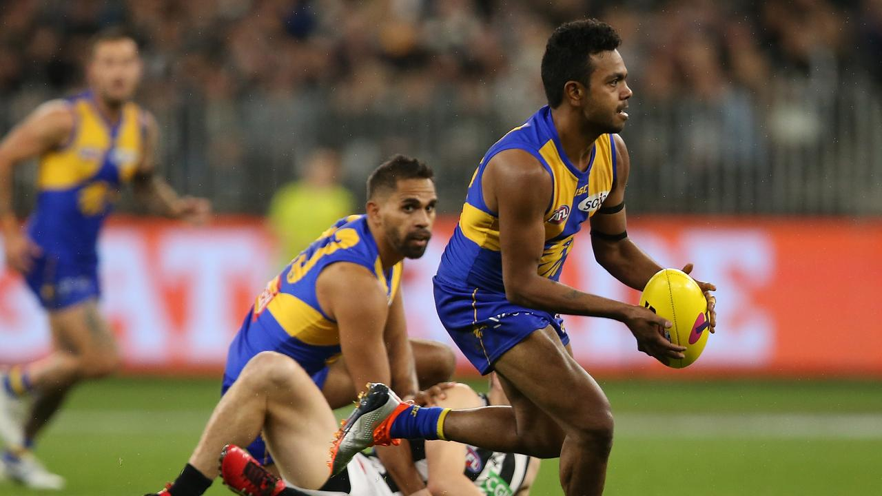 Willie Rioli could miss up to four years of AFL. Photo: Paul Kane/Getty Images.