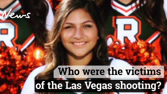 Who were the Las Vegas shooting victims?