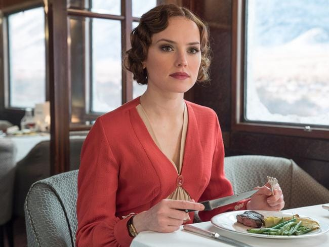 Daisy Ridley is among the suspects.