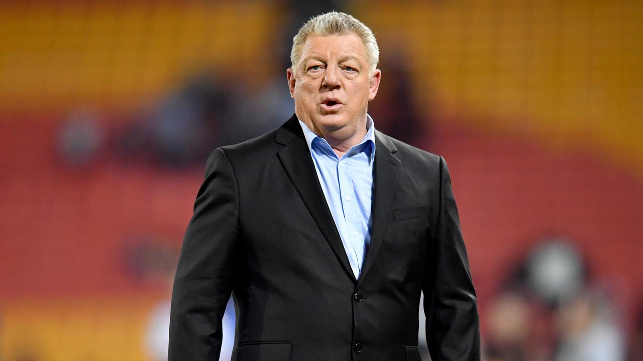 Phil Gould is concerned about letting Joseph Suaalii play before he turns 18.