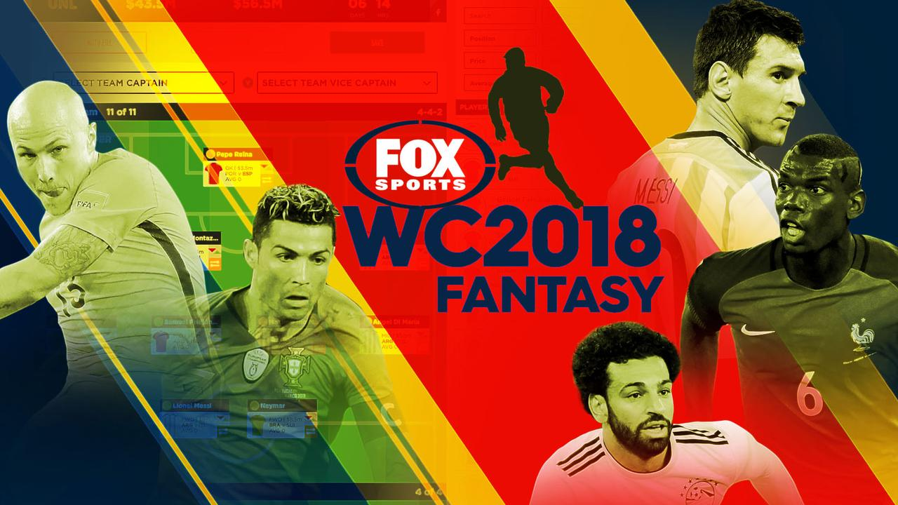 Fox Sports' World Cup Fantasy has been launched!
