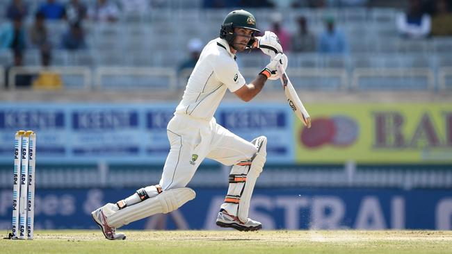 India v australia third test ranchi brett geeves on glenn maxwell australian batsman glenn maxwell made a century against india in ranchi malvernweather