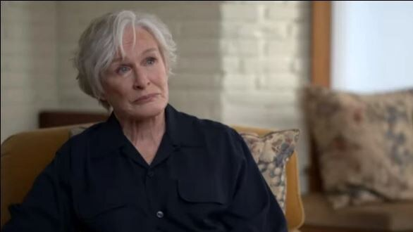 Glenn Close opens up on her mental health struggles in a new documentary series co-produced by Oprah Winfrey and Prince Harry. Picture: Apple TV