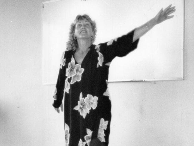 Jacqueline Hamill, Australian missionary murdered during a hostage siege in Davao, Philippines in 1989. Picture: Supplied