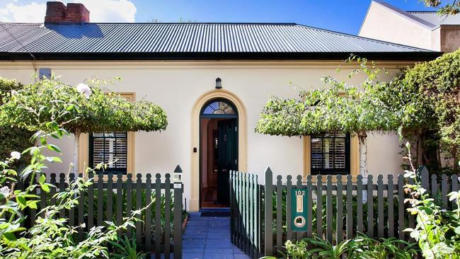102 Childers St, North Adelaide is for sale with Fox Real Estate and has a price tag of $900,000.