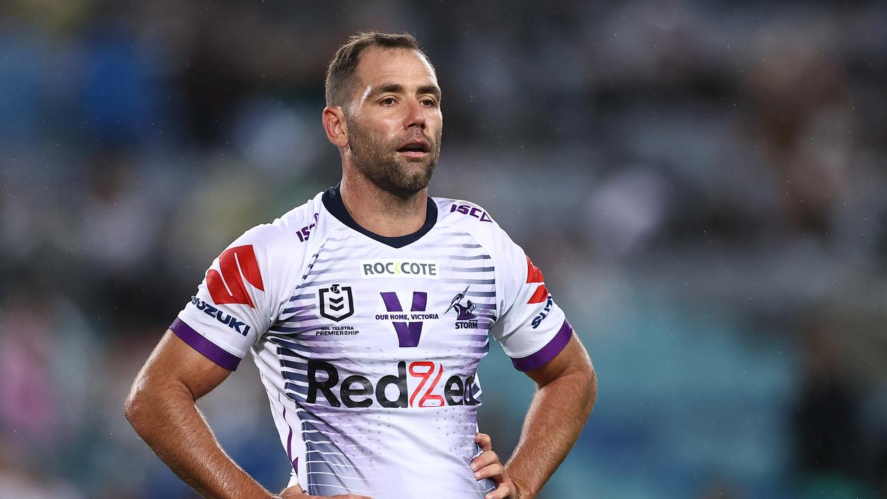Cameron Smith won't be considered for Immortal status until 2025. (Photo by Cameron Spencer/Getty Images)