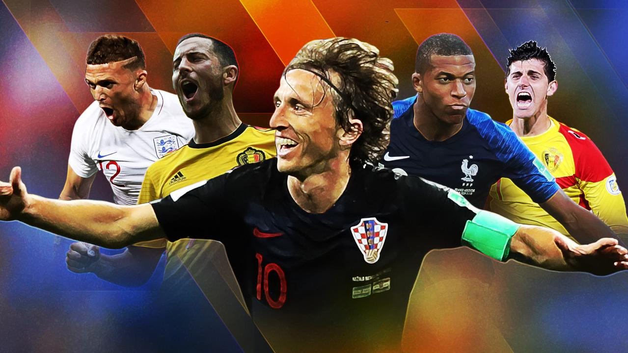 b2a1c3814 Fox Sports names its team of the World Cup