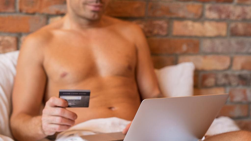 Porn use can create a divide in a relationship. Picture: iStock