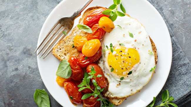 Eggs make an excellent breakfast choice. Image: iStock