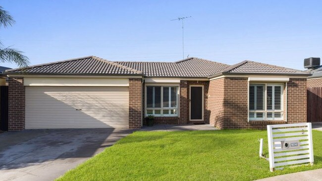9 Geraghty Court, Lovely Banks, is selling with a price guide of $439,000 to $459,000.