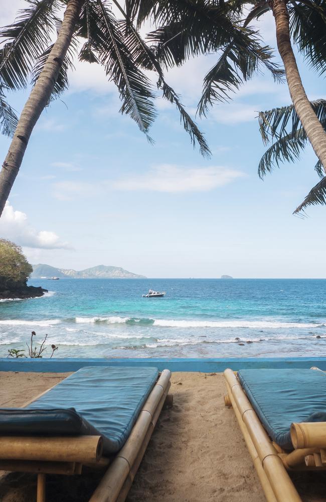 Bali, wow.