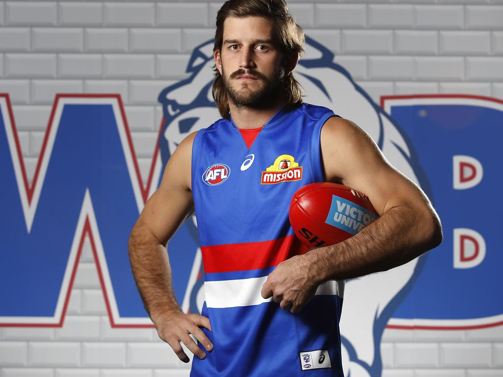 Josh Bruce Signs With Western Bulldogs