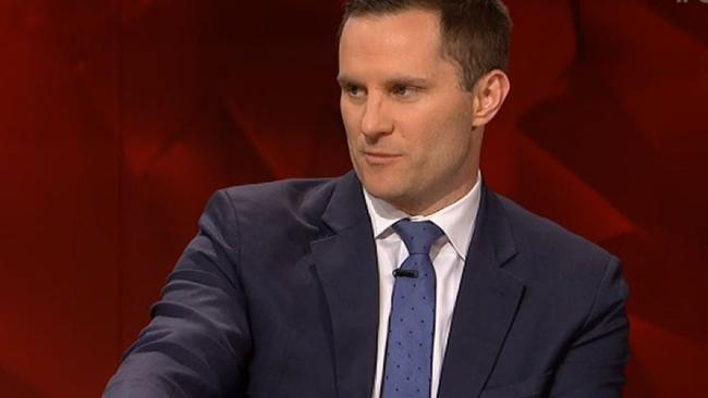 Liberal minister Alex Hawke said he was all for Australia's embassy moving from Tel Aviv.