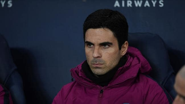 Manchester City assistant coach Mikel Arteta has been identified as Arsene Wenger's heir