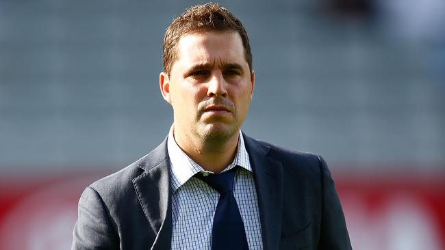 Tony McGahan's departure could see the Rebels make a play for Force coach Dave Wessels.